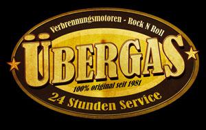 ÜBERGAS Logo
